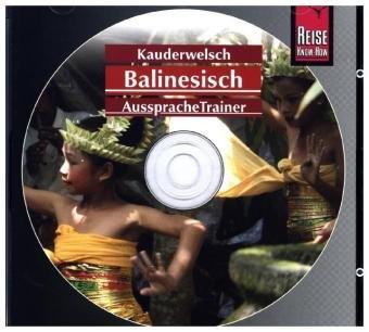Balinesisch AusspracheTrainer, 1 Audio-CD