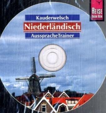 Niederländisch AusspracheTrainer, 1 Audio-CD