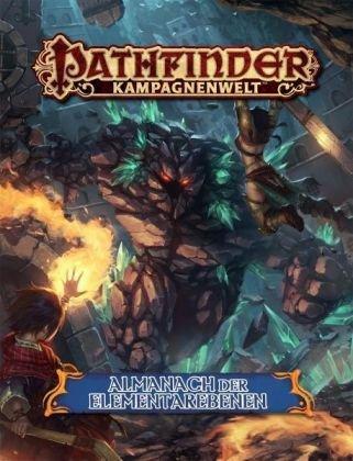 Pathfinder Chronicles, Almanach der Elementarebenen