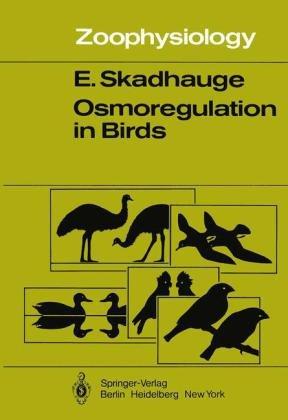 Osmoregulation in Birds