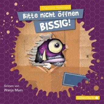 Bissig!, 2 Audio-CDs