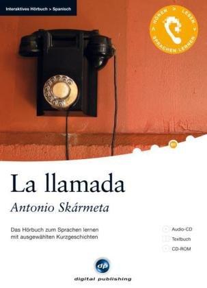 La llamada, 1 Audio-CD + 1 CD-ROM + Textbuch