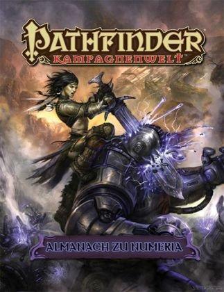 Pathfinder Chronicles, Almanach zu Numeria