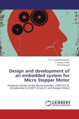 Design and development of an embedded system for Micro Stepper Motor
