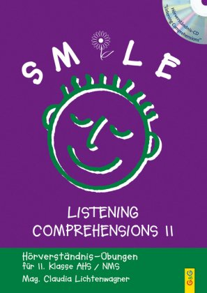 Listening Comprehensions, m. Audio-CD