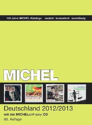 Michel Deutschland-Katalog 2012/2013, m. CD-ROM