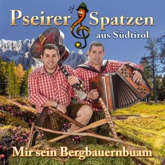 Mir sein Bergbauernbuam, 1 Audio-CD