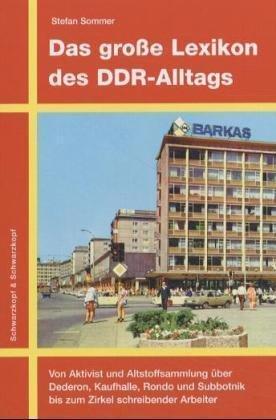 Das große Lexikon des DDR-Alltags, Sonderausgabe