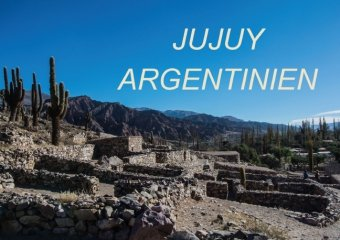 JUJUY ARGENTINIEN (Posterbuch DIN A4 quer)