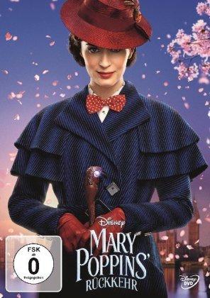 Mary Poppins Returns, 1 DVD