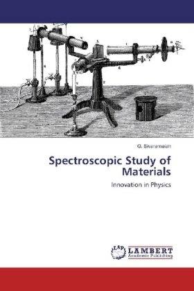 Spectroscopic Study of Materials