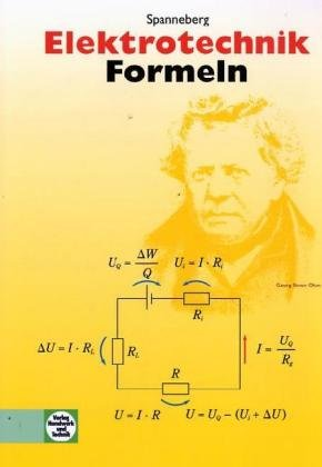 Elektrotechnik Formeln
