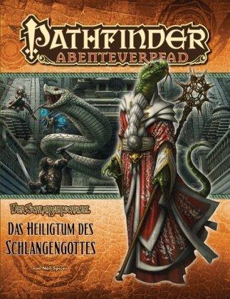 Pathfinder Chronicles, Der Schlangenschädel. Tl.6