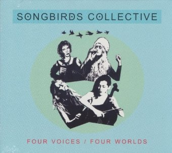 Four Voices / Four Worlds, 1 Audio-CD