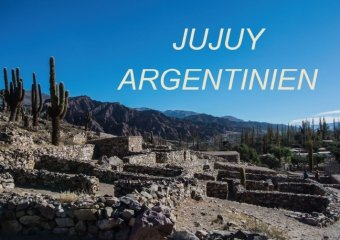 JUJUY ARGENTINIEN (Posterbuch DIN A3 quer)