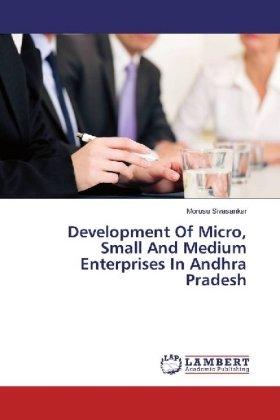 Development Of Micro, Small And Medium Enterprises In Andhra Pradesh