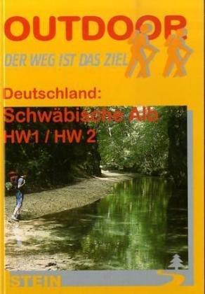 Deutschland, Schwäbische Alb HW1 / HW2