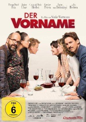 Der Vorname, 1 DVD