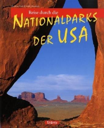 Reise durch die Nationalparks der USA
