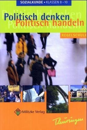 Klassen 8-10, Regelschule Thüringen, m. CD-ROM