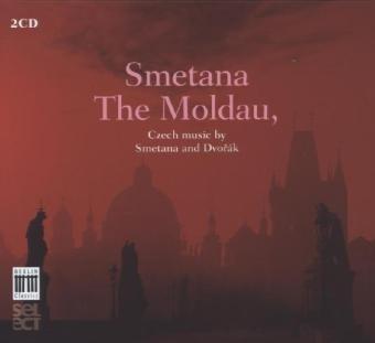 The Moldau, 2 Audio-CDs