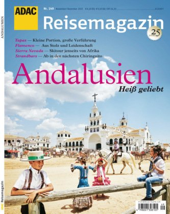 ADAC Reisemagazin Andalusien