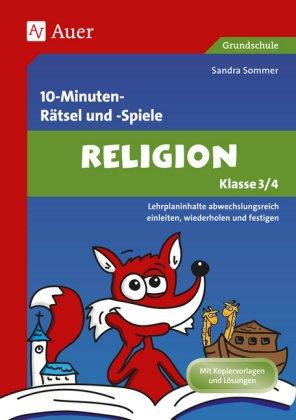 Spielerischer Lernspaß Religion 3./4. Klasse