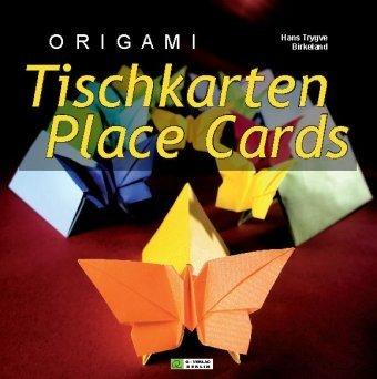 ORIGAMI Tischkarten /ORIGAMI Place Cards