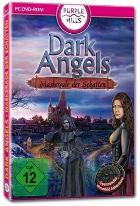 Dark Angels - Maskerade der Schatten, 1 DVD-ROM