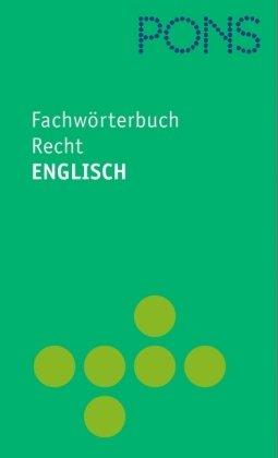 Recht, Englisch-Deutsch, Deutsch-Englisch