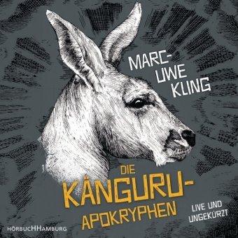 Die Känguru-Apokryphen, 4 Audio-CDs