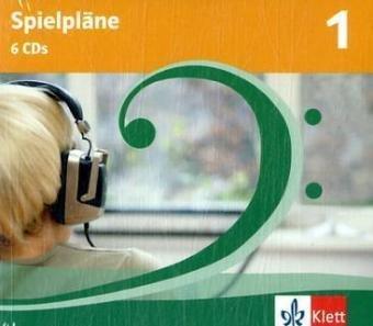 5./6. Schuljahr, 6 Audio-CDs