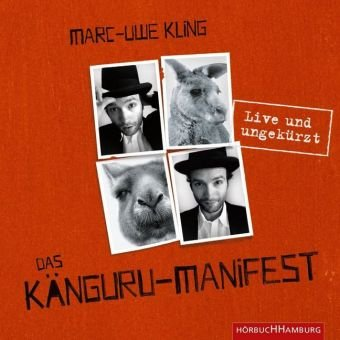 Das Känguru-Manifest, 4 Audio-CDs