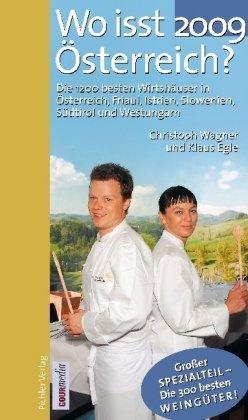 Wo isst Österreich?,  Ausgabe 2009