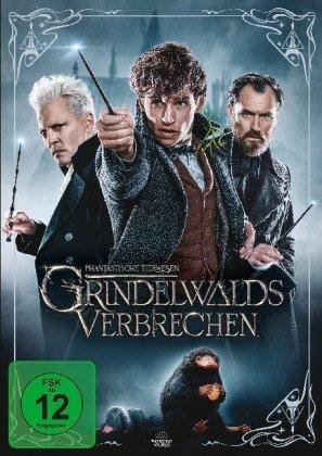 Phantastische Tierwesen: Grindelwalds Verbrechen, 1 DVD