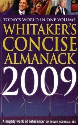 Whitaker's Concise Almanack 2009