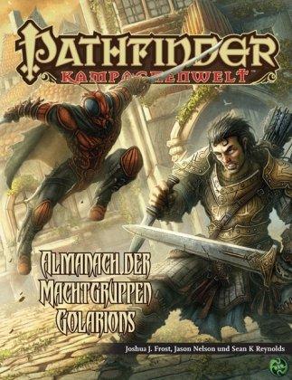 Pathfinder Chronicles, Almanach der Machtgruppen Golarions