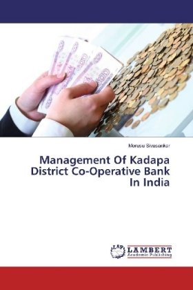 Management Of Kadapa District Co-Operative Bank In India