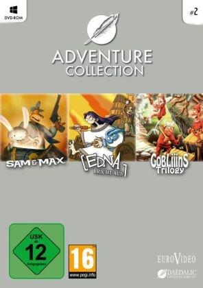Daedalic Adventure-Collection. Vol.2, DVD-ROM