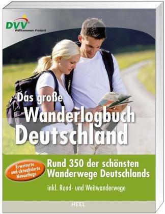 Das große Wanderlogbuch Deutschland